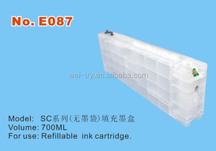 SC-T3000/5000/7000/3070/5070/7070; T3080/5080/7080;Surecolor SC-S30680/S50680/S70600 ink cartridge