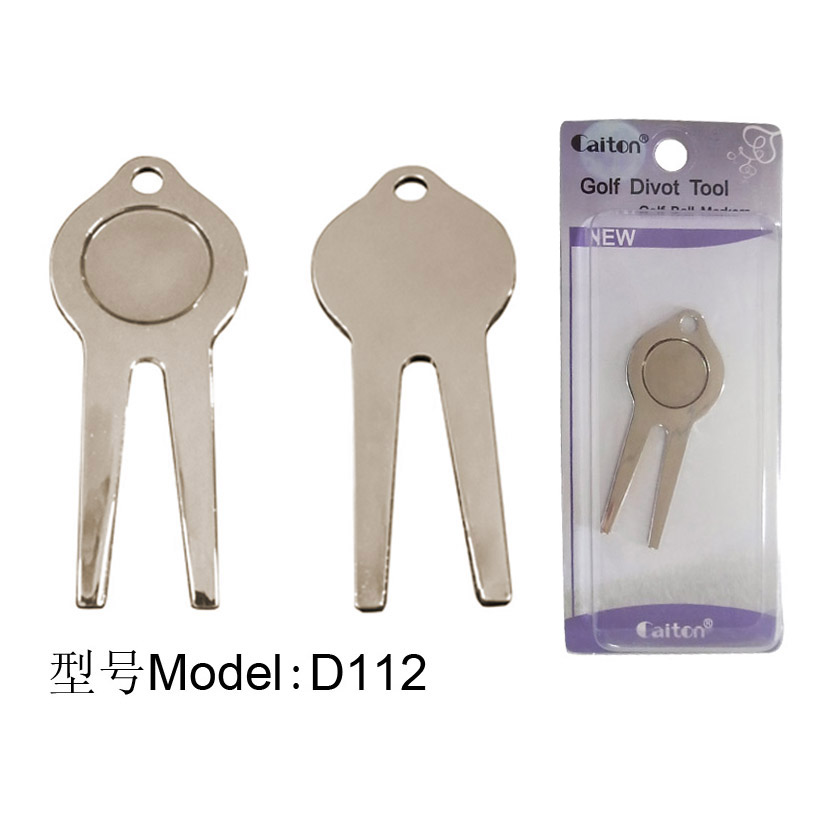 Caiton Personalized Golf Divot Tool Repairing Tool Golf Factory D112