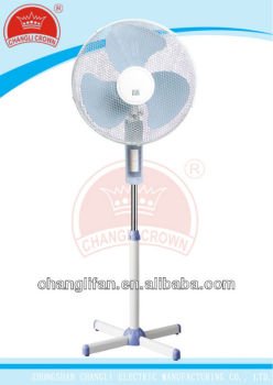 "16"" cross stand fan"