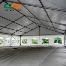 Water proof fireproof large industrial car storage tent in all size