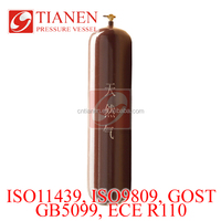 CNG Cylinder for vehicle, CNG cylinder for bus, CNG cylinder type 1