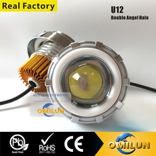 Factory direct led motorcycle headlight bulb with high quality