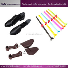 According your drawing, wholesale different kinds of new style cheap plastic adjustable shoe trees