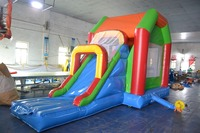 2016 Sunway Hot And Cheap Giant Jumping Castles Inflatable Water Slide