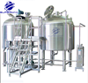 Commercial Beer Brewery Equipment Long Time