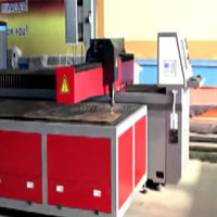 cnc plasma/laser pipe and plate cutting machine cut metal