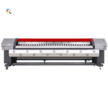 Best Large format Outdoor Digital Flex Banner Printing Machine Price in China