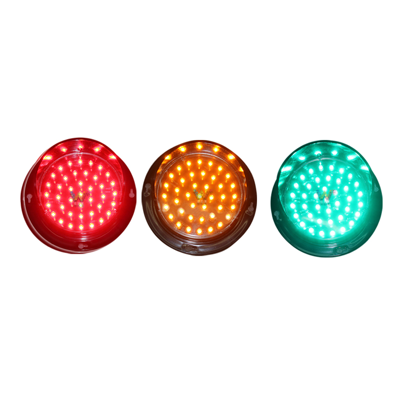 10 Years <strong>Factory</strong> 100mm Red yellow green color led traffic light module