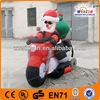 good selling inflatable christmas father,santa claus