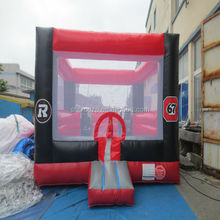 inflatable belly bouncers/ inflatable air bouncer/ combo for kides play