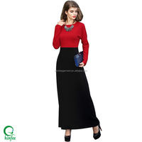 Names Of Long Sleeve Ladies Fashion Maxi Dresses With Pictures