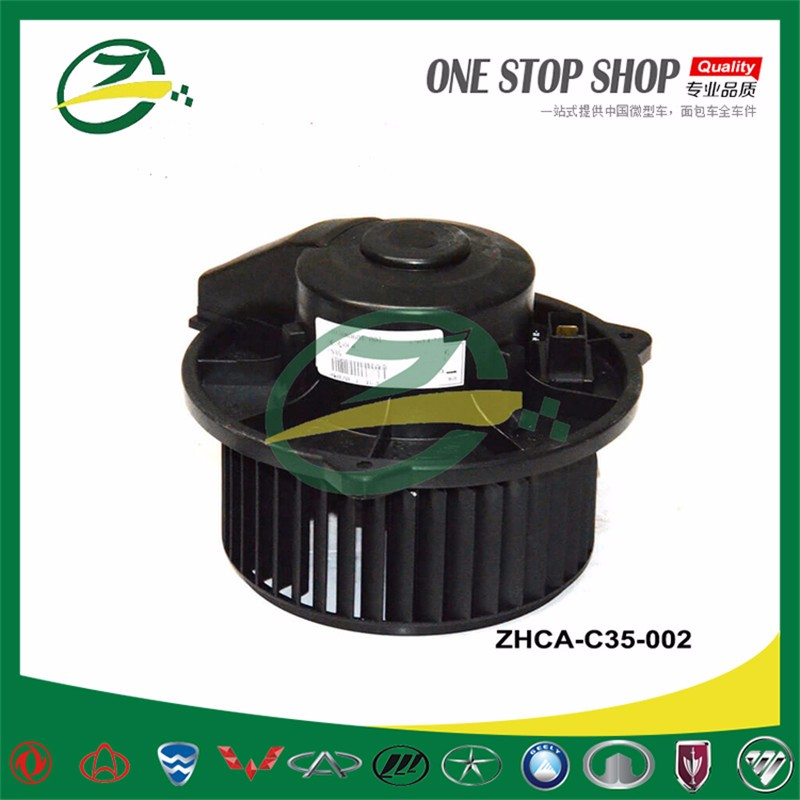 spare parts for CHANG AN  cs35 blower motor for CHANA car
