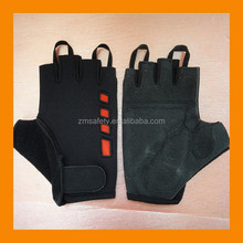 New Leather Weight Lifting Training Exercise Gloves