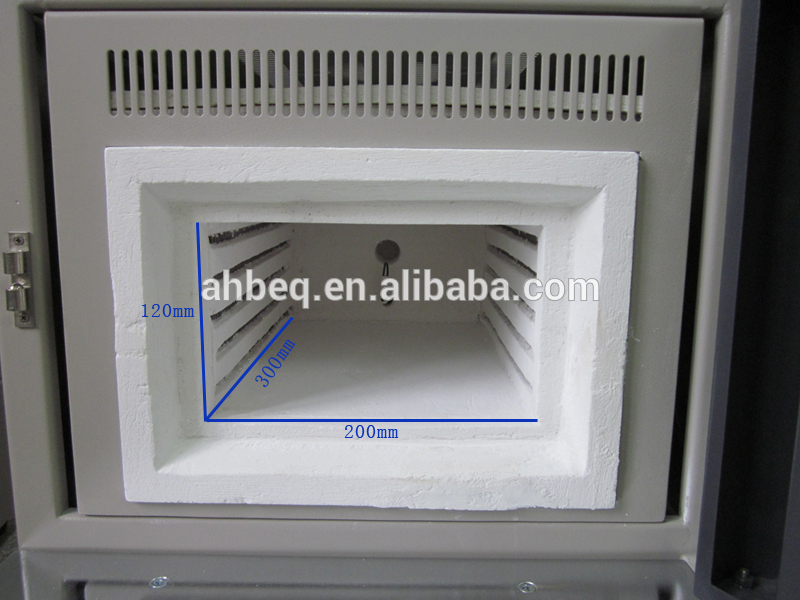 Best price of laboratory inter gas muffle furnace with great