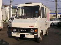 1992 TOYOTA HIACE Quick Delivery Van RHD Used Japanese Cars