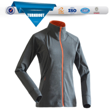 Wholesale Polyester&spandex sports leisure outdoor Ladies women coat