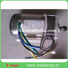 1200w electric car e rickshaw brushless dc motor