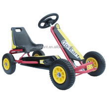 cheap price kids one seat mini pedal go kart