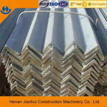 High quality mild steel st37.2 angle bar with holes