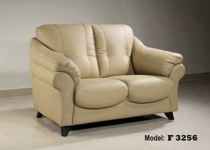 Casa Italy Leather Sofa F 3256