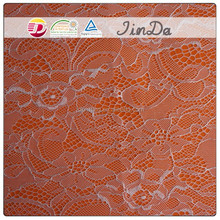 Bailange great garment accessories colorful custom embroidery crochet lace fabric