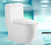 big model toilet new style toilet 1piece toilet