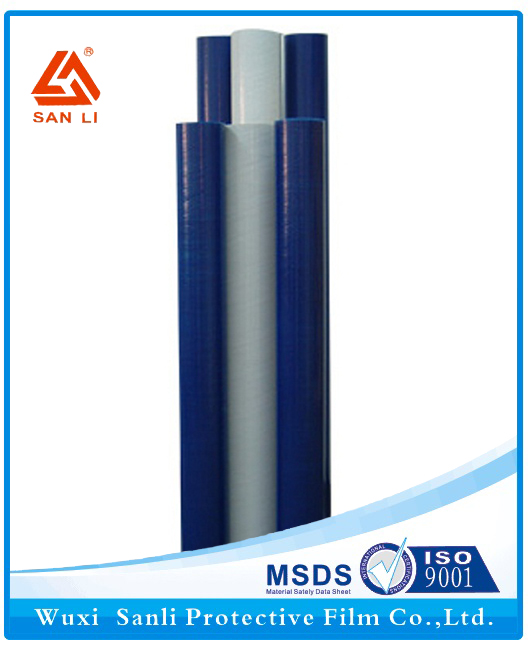 China cheap adhesive protective film for sandwich panel korea