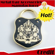 ML577 Hot selling fashion metal nameplates with low price
