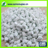 White ABS masterbatch for Plastic Helmets