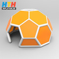 New design inflatable football dome for sale