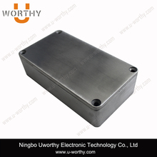 1590B Aluminum Die Casting Pedal Enclosure for Electronic
