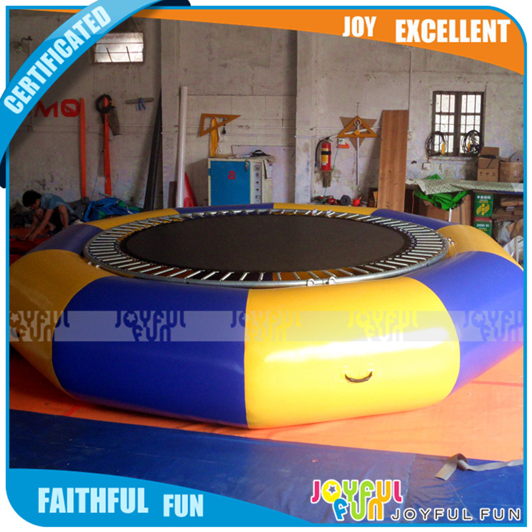 Well Made Cheap 15ft Trampoline Direct From the Factory Ocean Trampoline