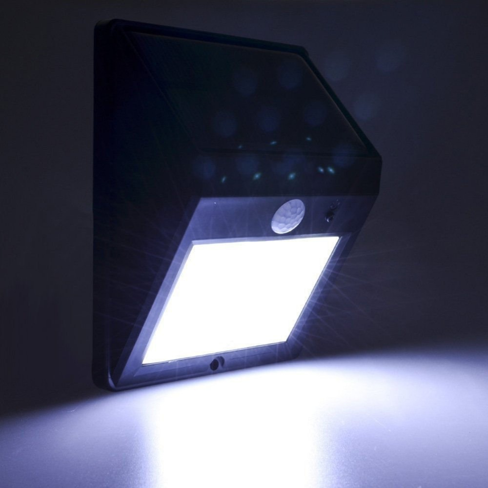sinohamm solar motion sensor light. Black Bedroom Furniture Sets. Home Design Ideas