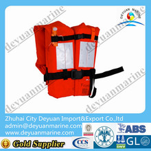 Solas Approved Work Vest Marine Adult life jacket for sale