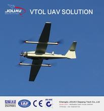 Long Distance Flight Fixed Wing Drone Aerial Survey UAV Mapping UAV Aerial Surveillance UAV