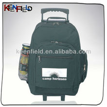 2014 Fashion rolling trolley backpack (CS-304434)