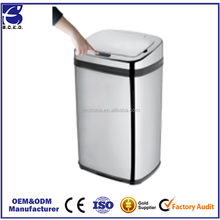 New Automatic 30L Motion Sensor Stainless Steel Touchless Rubbish/Trash BIn