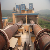 Henan Widely Used Cement Rotary Kiln For India Sale With ISO Certification