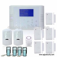 Automation Alarm System Intrusion Detection System