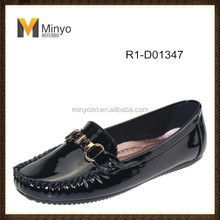 Minyo China loafer shoes for women