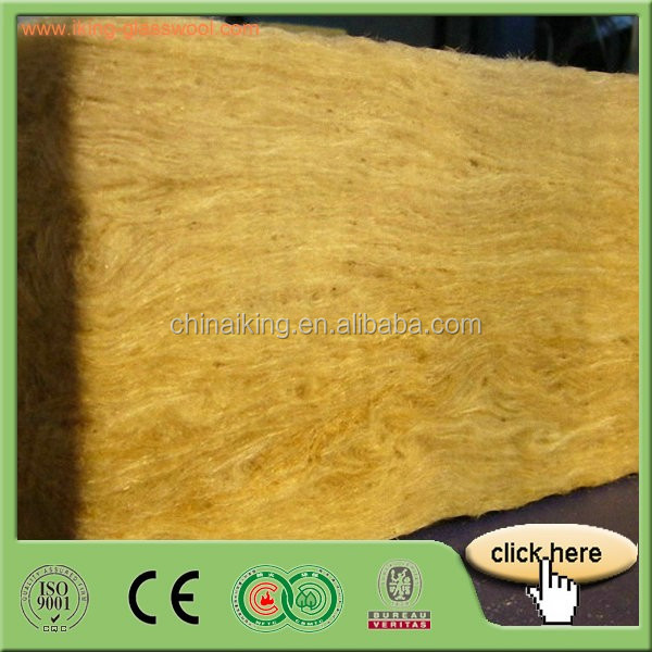 Rock Wool Insulation Slab High Density Rock Wool Board