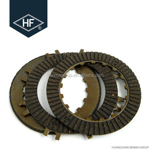 C100 cub paper base clutch disc 90-D motorcycle clutch friction fibers