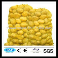 pp mesh bags for potato,inion,fire wood
