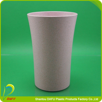 Hot new products wheat straw eco-friendly brush biodegradable cup