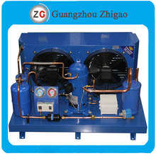 Maneurop good quality 7HP compressor MLZ048 series condensing unit for refrigeration cabinet