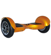 700W Golden 2 wheel stand up drifting board smart self balance electric scooter 10inch with Samsung battery