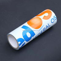 Guangzhou PE protective breathable plastic waterproof film for stainless steel pe film roll