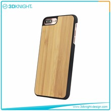 Unique design popullar real bamboo wood cell phone case for mobi