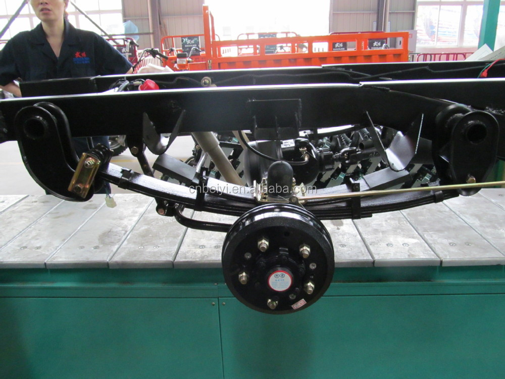 China factory cheap tricycle rear axle high carrying capacity