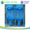 FORST High Filtration Efficiency Industrial Pulse Jet Bag Filter
